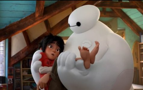 """Big Hero 6"" packed with big laughs"