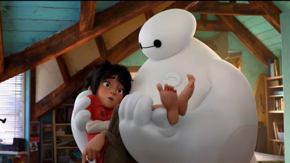 """""""Big Hero 6″ packed with big laughs"""