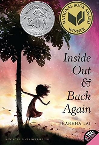 """Inside Out & Back Again"" is one of the three finalists for Watertown Middle School's summer reading book for 2016."