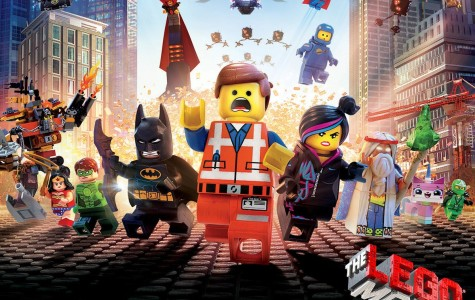 """At """"The Lego Movie"""", the laughter is building"""