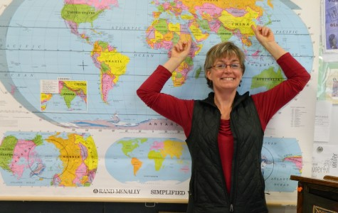 Kerri Lorigan takes world view, trip
