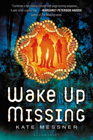 """Wake Up Missing"" by Kate Messner is one of the finalists for Watertown Middle School's One Book/One School summer reading program in 2015."