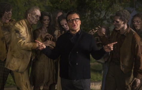 "For viewers of a certain age, ""Goosebumps"" scores a 10"