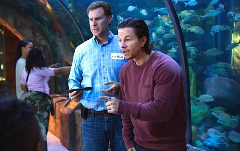 "Will Ferrell, Mark Wahlberg bring the laughs in ""Daddy's Home"""