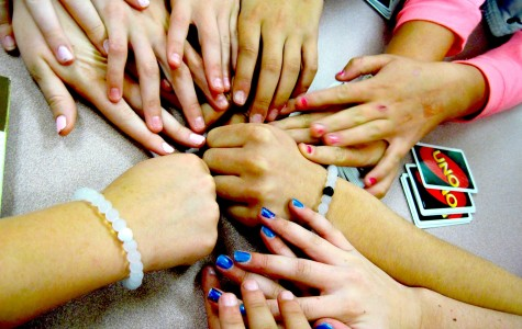 Lokai bracelets filling the halls of WMS with popular look, positive statements