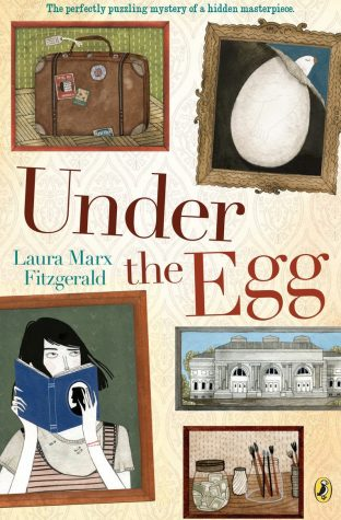 """Under the Egg"" is one of the three finalists for Watertown Middle School's summer reading book for 2016."