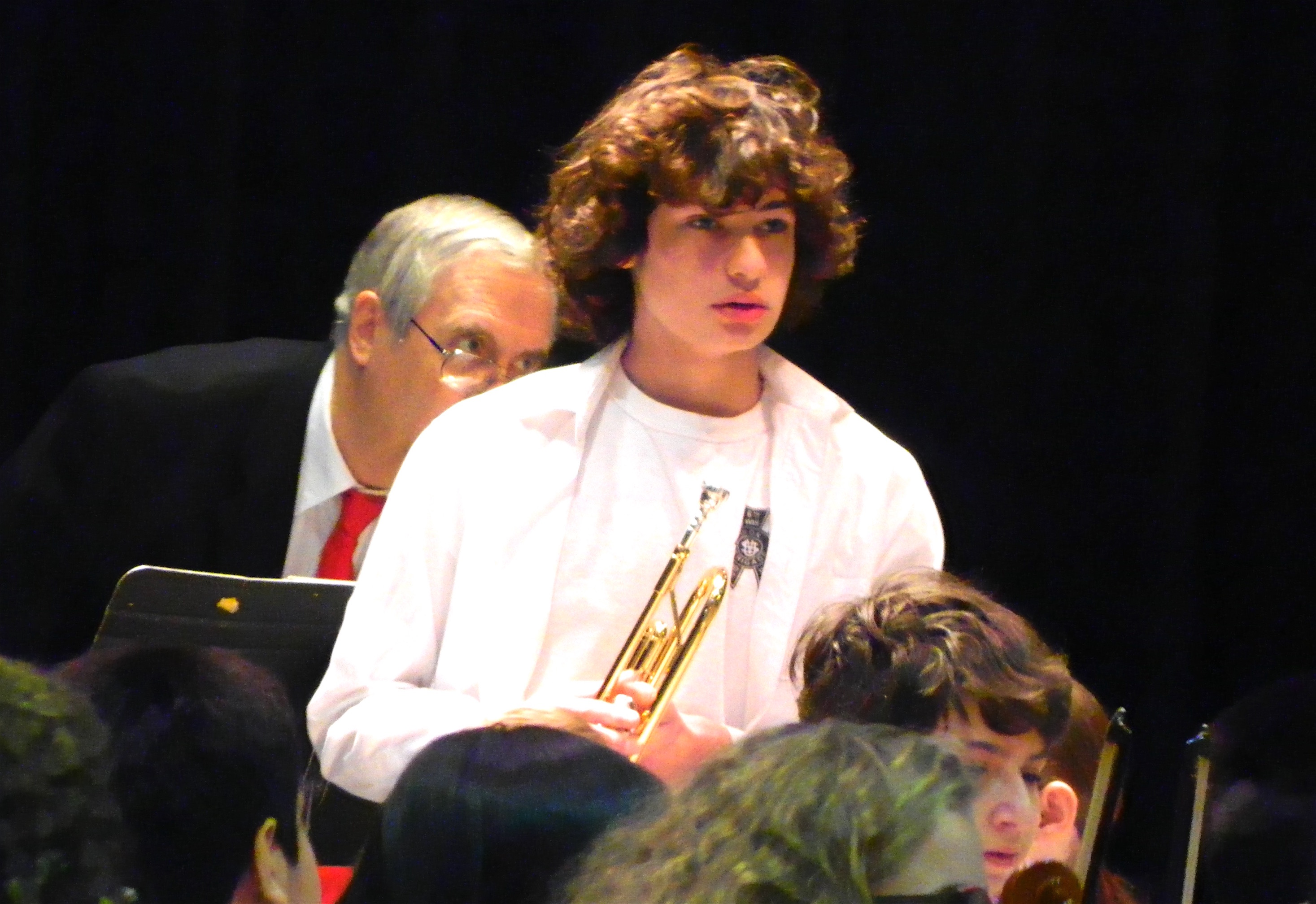The 2016 Winter Concert was held at Watertown Middle School on Tuesday, Dec. 13, and Friday, Dec. 16.