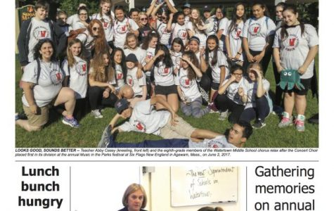 Watertown Splash print edition — June 2017