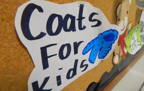 Coats for Kids drive fits the spirit of giving