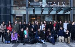 Italian class gets a taste of world travel at Eataly