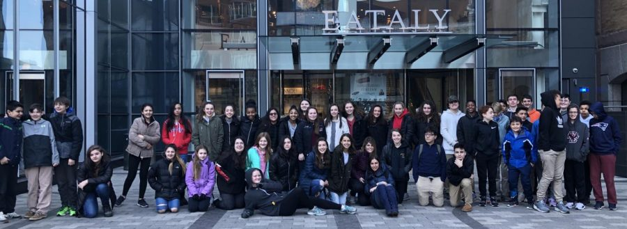 Angela+Kuzemczak%27s+Italian+language+students+from+Watertown+Middle+School+explored+Eataly+in+Boston%27s+Prudential+Center+in+December+2018.