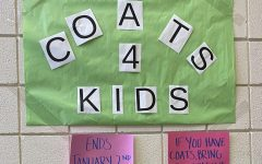 Time running out for Coats for Kids drive