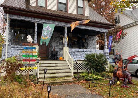 Halloween in Watertown (in a pandemic)